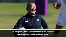 I want to ask Eddie Jones how rugby players survive! - Guardiola