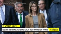 Lori Loughlin & Husband Plead Not Guilty to College Admissions Scandal Charges