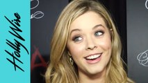"Sasha Pieterse On Life Post Pretty Little Liars & Favorite ""Sasha In Good Taste"" Recipe!"