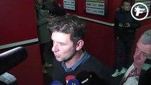 Dijon : Stéphane Jobart commente l'exploit face au PSG