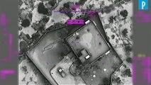 Les premières images du raid qui a tué al-Baghdadi