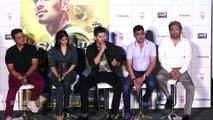 Satellite Shankar Official Trailer Launch Sooraj Pancholi, Megha Akash
