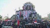 Iraq anti-government protests continue for eighth consecutive day