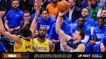 Los Angeles Lakers vs Dallas Mavericks Recap | LeBron James 39 pts, 12 reb, 16 ast