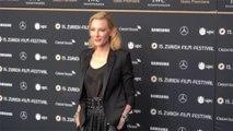 Cate Blanchett est atterrée par l'enlisement du débat sur la parité femme-homme