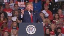 Trump defends himself against impeachment inquiry