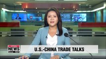 China, U.S. made progress during telephone call between trade negotiators