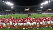 Read leads the New Zealand haka for last time at Rugby World Cup 2019