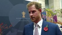 Prince Harry previews Rugby World Cup 2019 final (1)