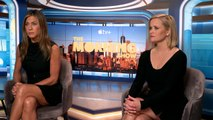 THE MORNING SHOW: Jennifer Aniston and Reese Witherspoon