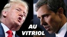 """""""Chien"""", """"pathétique""""...Trump attaque violemment O'Rourke après son retrait"""