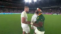 Kolisi finds opposing players to show his respect