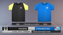 Match Preview: Angers vs Strasbourg on 02/11/2019