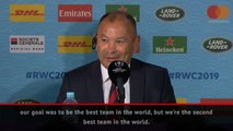 Jones proud of England players despite defeat