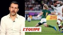 Les 3 clés de la victoire des Boks en finale - Rugby - Mondial