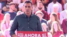 """Sánchez asegura que el """"plan Sánchez"""" es el """"plan del PSOE"""""""