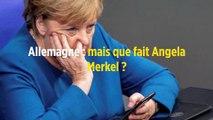 Allemagne : mais que fait Angela Merkel ?