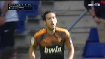 Gol de Dani Parejo