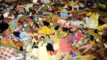 Lives in ruins: Thousands displaced by earthquakes