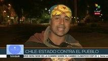 Chile: organizaciones exponen a misión de ONU violaciones a DDHH