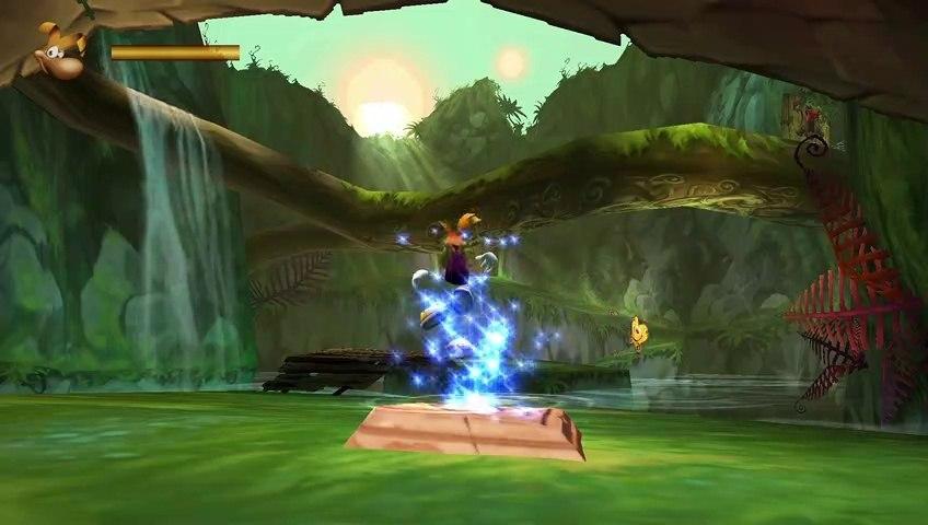 MortaLet's Play - Rayman 2 The Great Escape (PC) [Partie 2 : La Clairière de la Fée]
