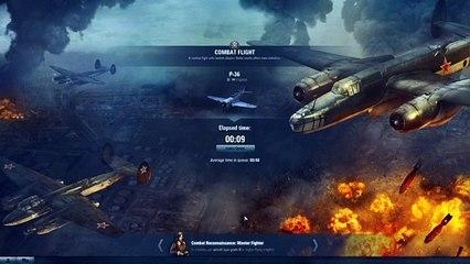 World of Warplanes ☼ Game Play ☼ Part 1 ☼ 10.07.19