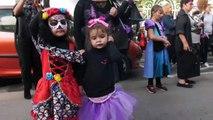 MARSEILLAN - Monstres et Sorcières ont envahi les rues de la ville pour halloween