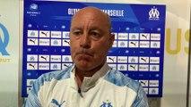 """National 2 - Grasse - OM : """"La défaite est dure à avaler"""" (Philippe Anziani)"""
