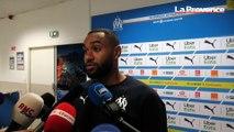 """OM-Lille : """"Les supporters m'ont soutenu, ça fait plaisir"""" (Amavi)"""