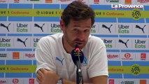 """OM-Lille : """"Amavi reste notre première option comme latéral gauche"""""""