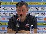 """12e j. - Galtier : """"J'espère qu'on aura retenu la leçon pour la Ligue des Champions"""""""