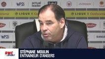 """Ligue 1 : Moulin trouve """"anecdotique"""" la 2e place d'Angers"""