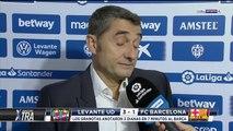 Valverde: No fue nuestro día