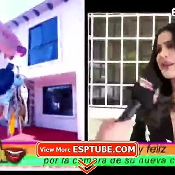 Michela Pincay feliz por la compra de su nueva casa - ESPTUBE.COM
