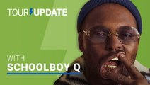 Tour Update: ScHoolboy Q Reflects On His Live Evolution