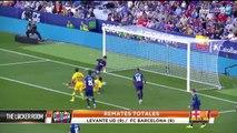 La derrota del Barcelona ante Levante