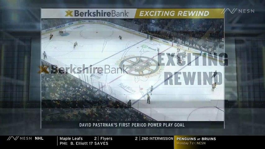 David Pastrnak's Offensive Onslaught Continues With Nifty Goal Vs. Senators
