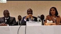 Italie: Soro Guillaume depuis Milan: La CEI va brûler la Côte d'Ivoire