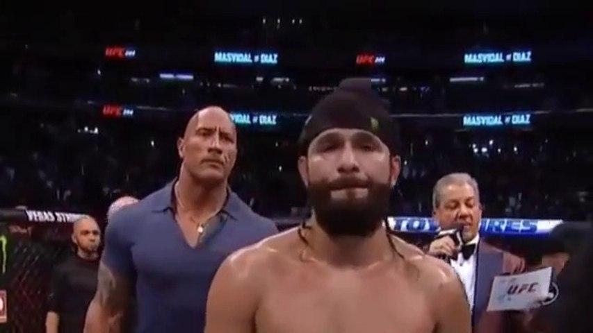 Nate Diaz vs Jorge Masvidal Full Match 2nd November 2019 - UFC 244