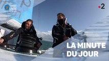 TRANSAT JACQUES VABRE - Minute du jour France Télévisions - 02/11/2019
