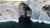 Yeni keşif kanyonlara tekne turu