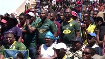 Hopes of greater unity in South Africa, as the Springboks win the Rugby World Cup