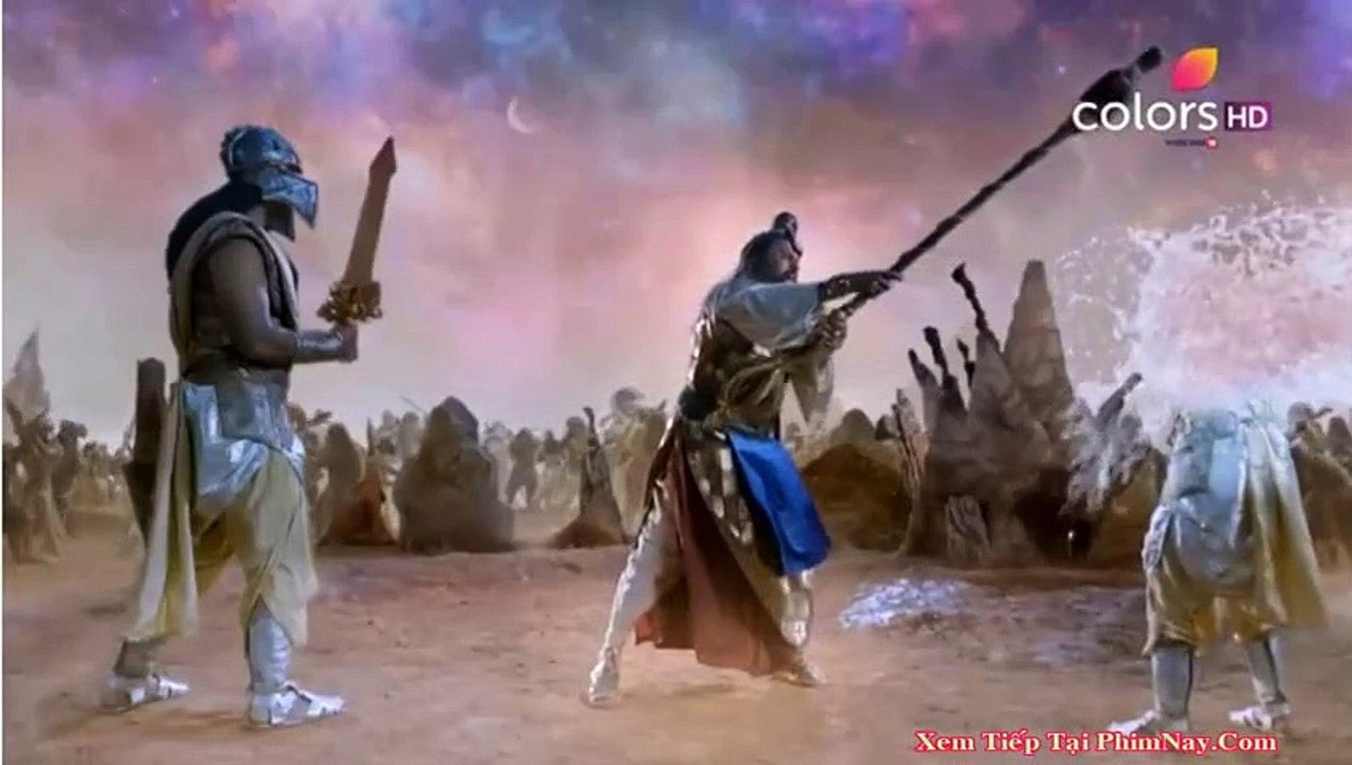 Cuộc Chiến Các Vị Thần Tập 1 - Phim THVL1 - Phim VTVcab 5 - phim mới sắp chiếu- - Phim Ấn Độ