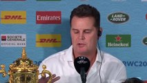Rugby - 2019 World Cup - Rassie Erasmus press conference after South Africa won the World Cup