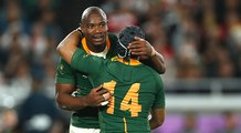 WATCH | Mapimpi and Kolbe seal Springboks' RWC triumph