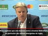 CdM 2019 - World Rugby encourage les nations émergentes à accueillir une prochaine CdM