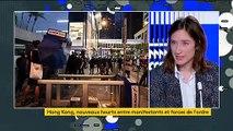 Hong-Kong : le conflit ne s'arrête pas