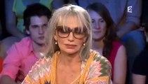 """Marie Laforet dans """"On n'est pas couché"""" sur France 2"""