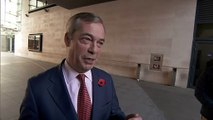 Nigel Farage rules out standing as candidate in election