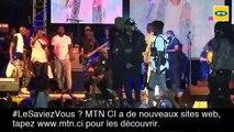 Concert Ariel Sheney - Ariel Sheney et Kif No Beat rendent hommage à DJ Arafat sur KONG